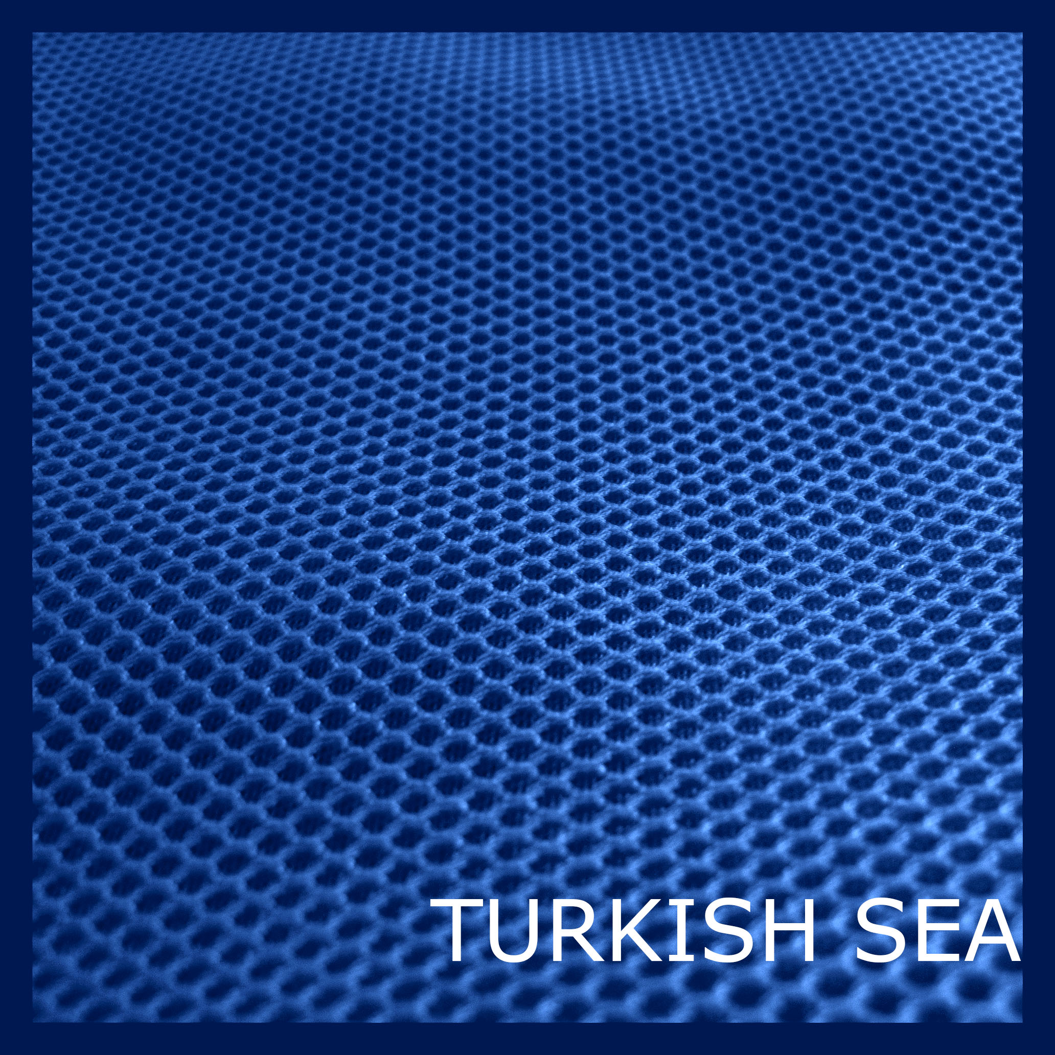 TURKISH SEA fabric
