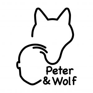 Logo Peter & Wolf inicial