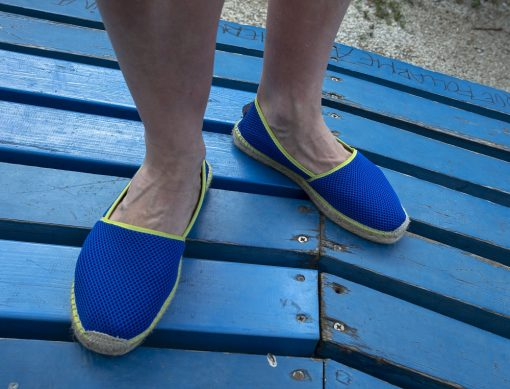 Alpargata Sport azul royal 1