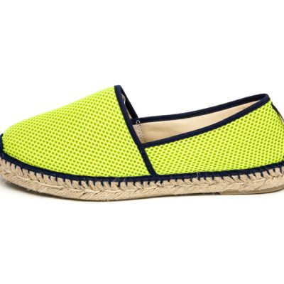 alpargata Lime Green 3D 1