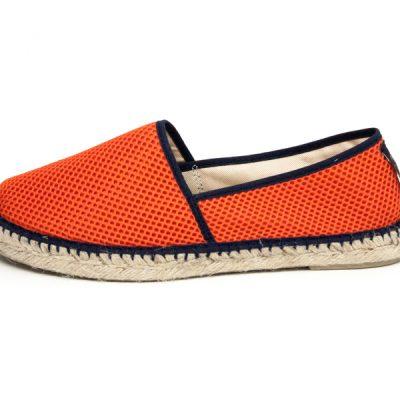 alpargata Orange 3D 1