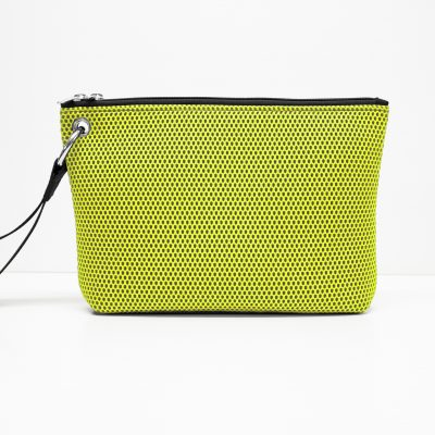 Bolso mano Sport Lime Green