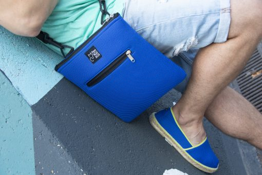 Bandolera Sport azul royal 2