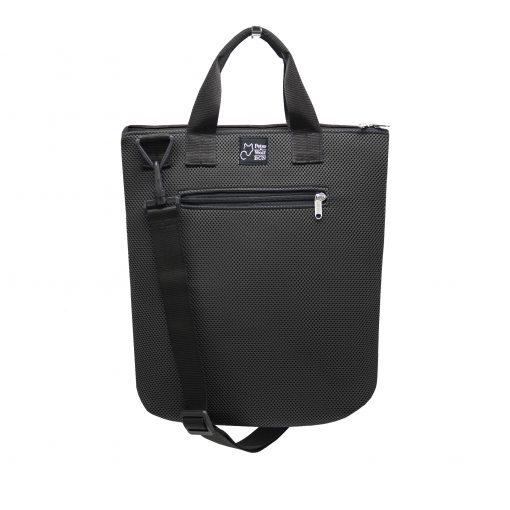 Tote Bag Asa Corta Sport gris antracita 1