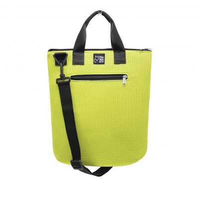 Tote Bag Lime Green AC 1