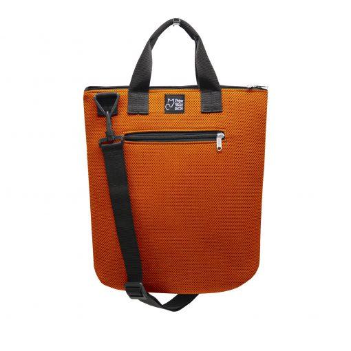 Tote Bag Asa Corta Sport naranja 1