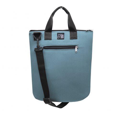 Tote Bag Asa Corta Sport azul cielo 1