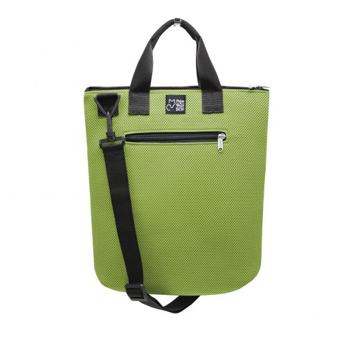 Tote Bag Asa Corta Sport verde pistacho 1