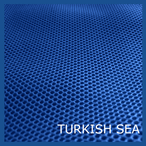 TURKISH SEA BLUE fabric