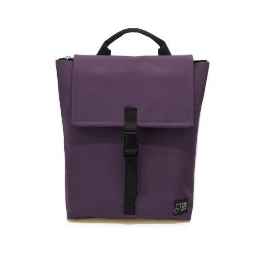 Mochila Nautic violeta 1