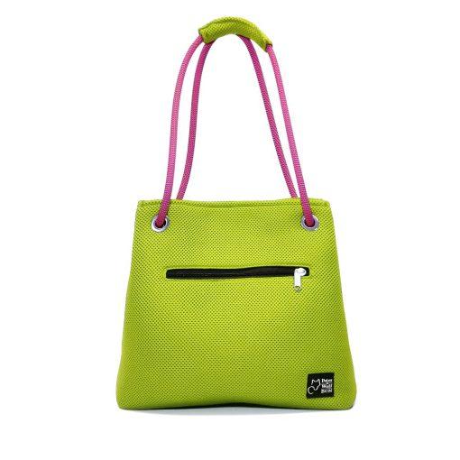 Bolso Kraft Sport verde lima