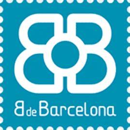 Logo B de Barcelona