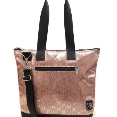 Bolso barco pockets Diamond Coure