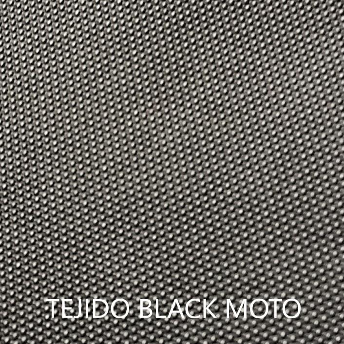 Tejido Moto Black