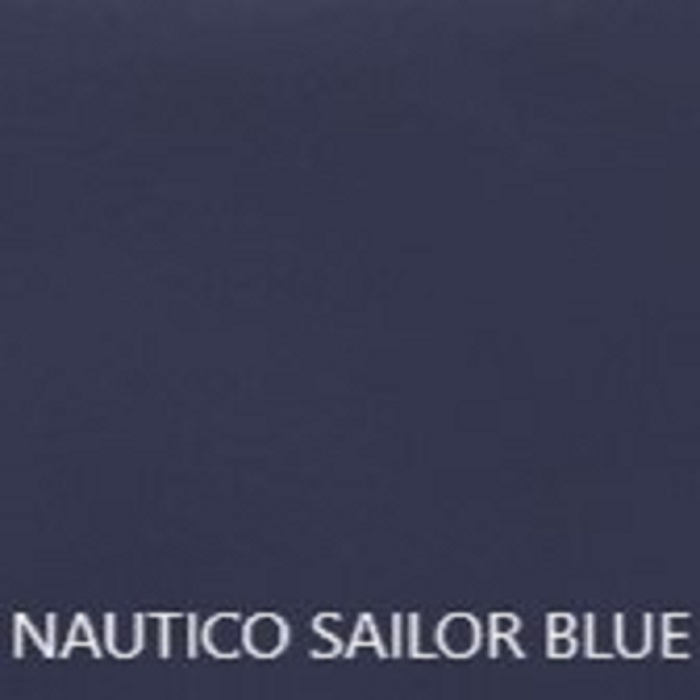 Tejido náutico azul marino