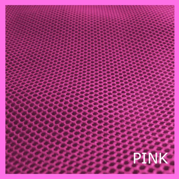 Tejido técnico 3D rosa