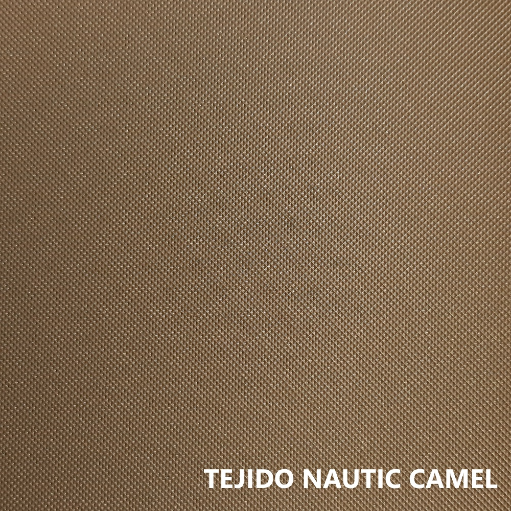 Tejido náutico camel