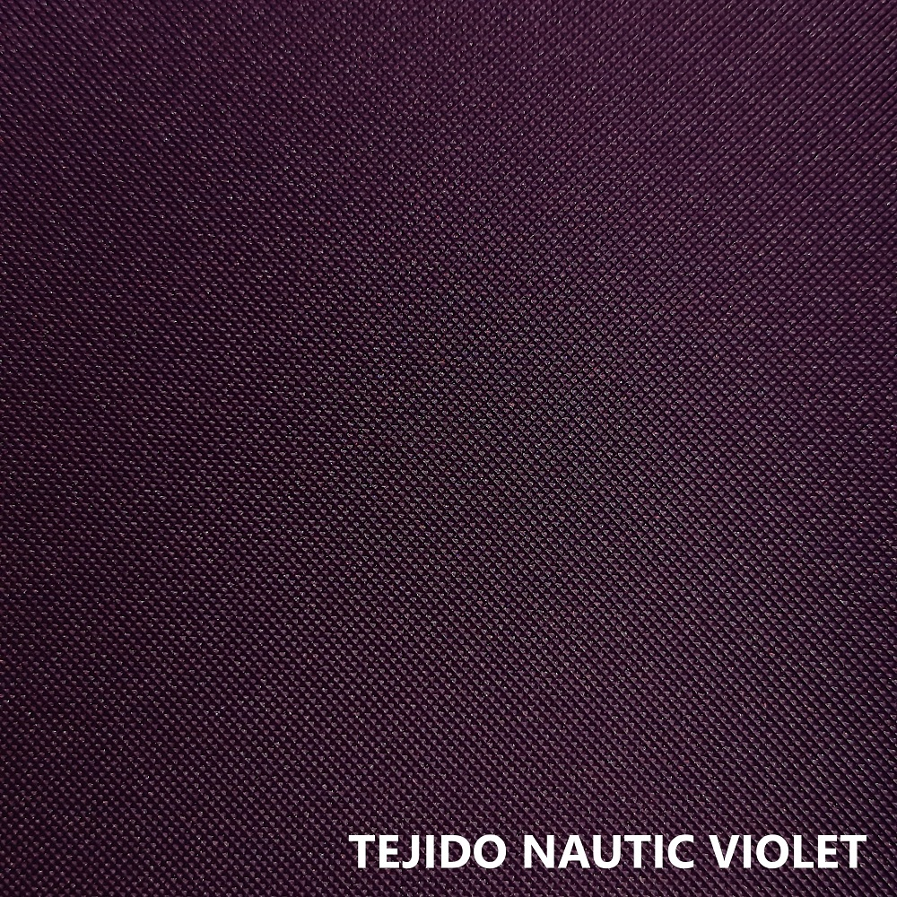 Tejido náutico violeta
