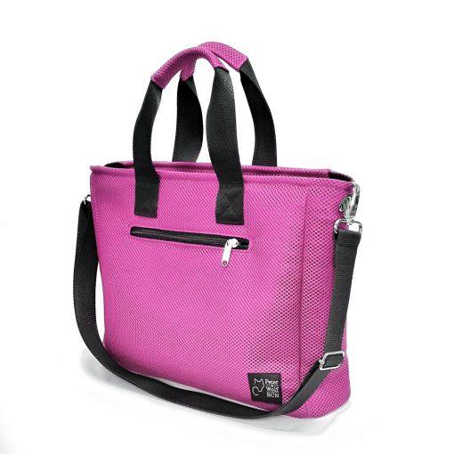 Bolso BOX en 3D rosa