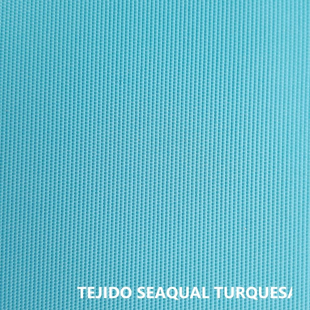 Tejido SEAQUAL TURQUESA LR